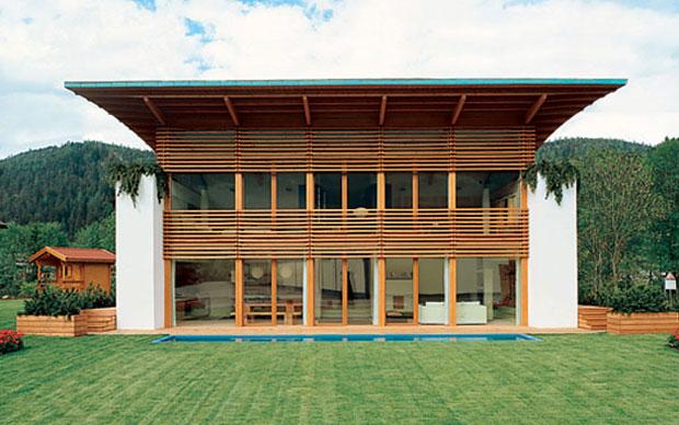 La casa è ecologica livingcorriere