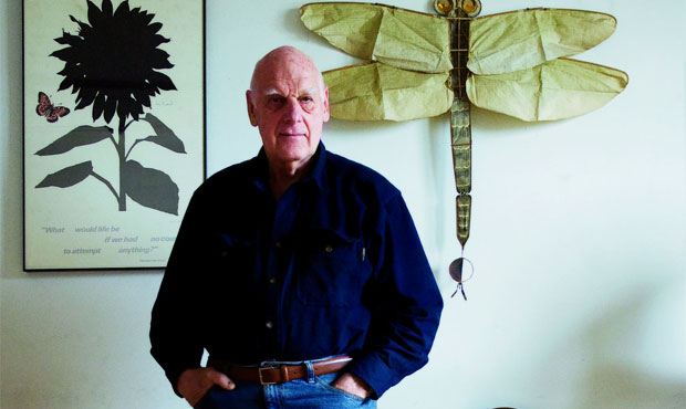 Il designer Richard Sapper