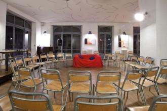 L'Aula Magna della Scuola Holden di Torino