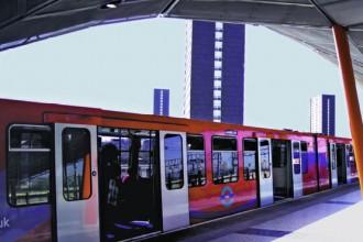 Panoramica interna della nuova stazione