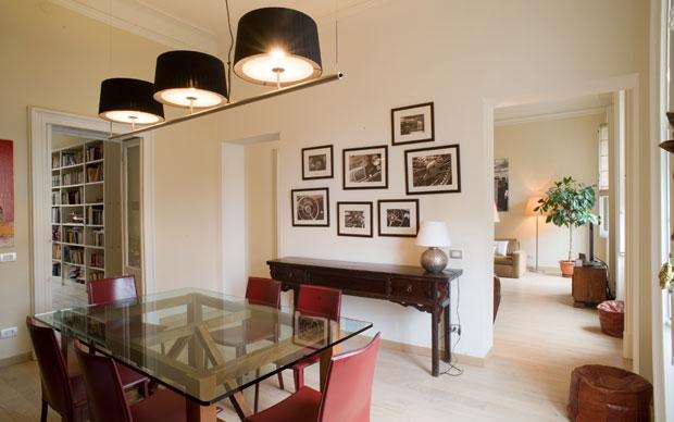 Allure neoborghese livingcorriere for Case fatte da architetti