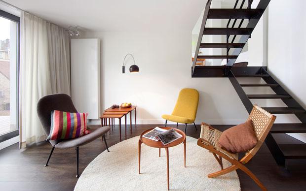 Pezzi di design cool mobili con pezzi trovati nei - Pezzi di design ...