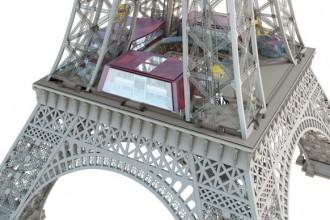 La Tour Eiffel sta per essere protagonista di un'importante opera di ristrutturazione a cura di Moatti-Rivière Architecture Studio.  Un progetto funzionale e metaforico