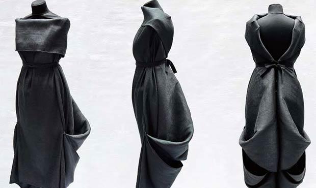 Il tradizionale kimono giapponese rielaborato dall'architetto e designer Paola Monorchio
