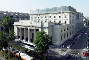La riqualificazione di Palazzo Aporti a Milano. Foto di Leo Torri