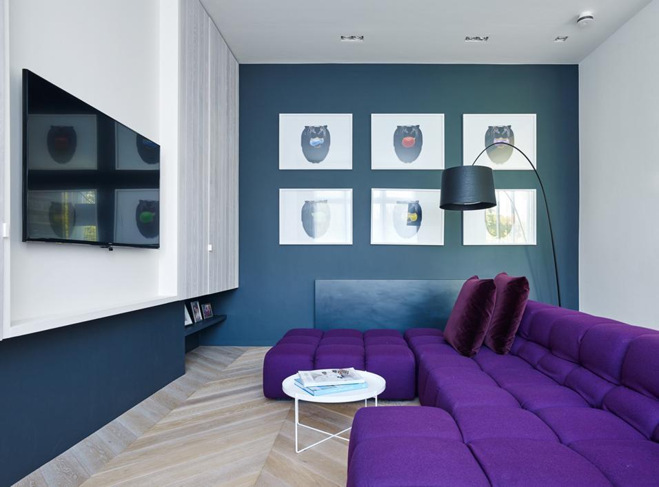 Un 39 idea di stile per ampliare casa in giardino for Colori per la sala