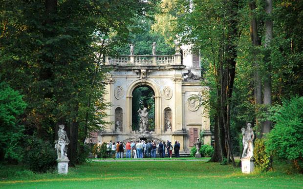 Villa Gallarati Scotti a Vimercate