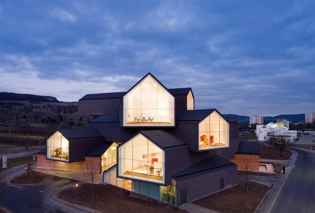 Una casa per il design livingcorriere for Design semplice casa del fienile
