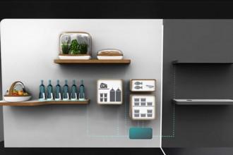 Il sistema di refrigerazione FreshConnect. Ogni cibo è diviso per zona: ciascun alimento ha il giusto livello di freddo e umidità