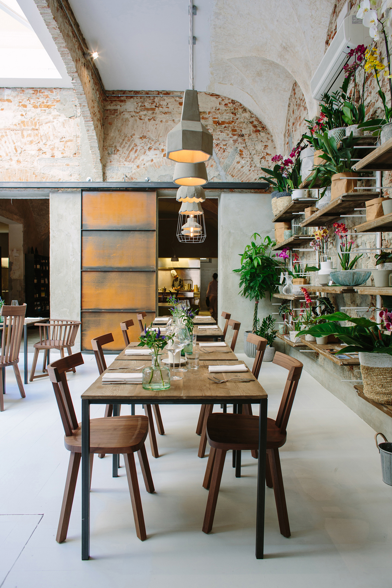concept restaurant la menagere