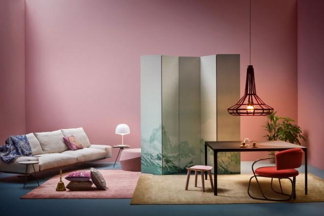Paravento separare e decorare gli interni living corriere - Separe per interni ...