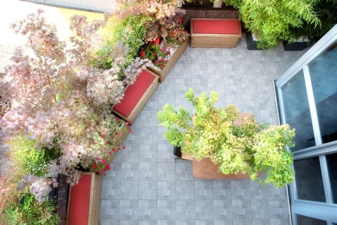 Il giappone in citt come realizzare un terrazzo zen for Terrazzi zen