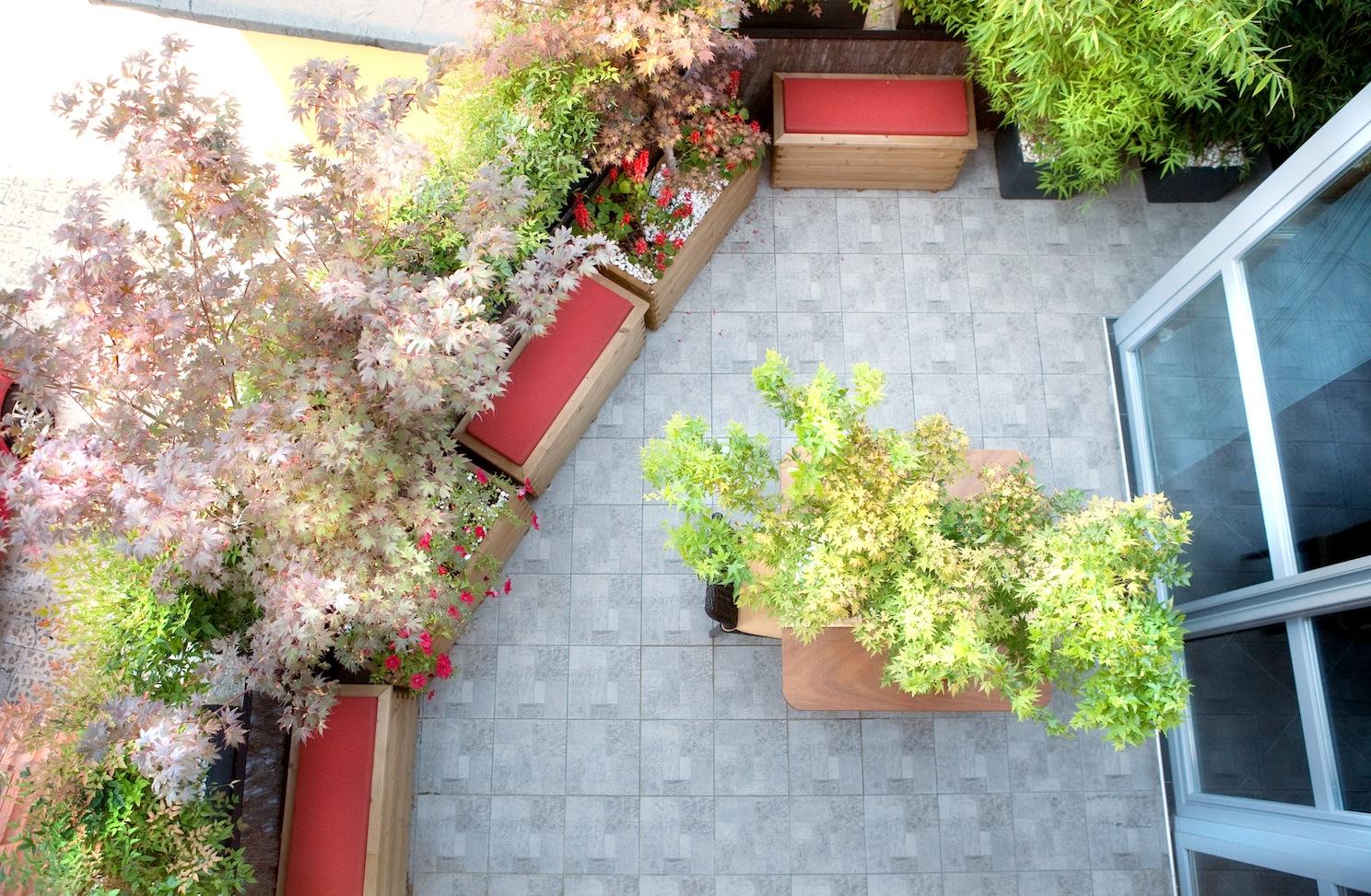 Il giappone in città: come realizzare un terrazzo zen - LivingCorriere