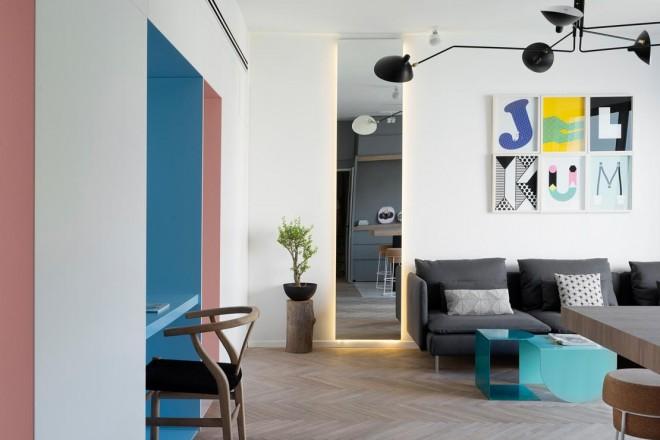 Idee salvaspazio per arredare 55 mq for Arredare appartamento