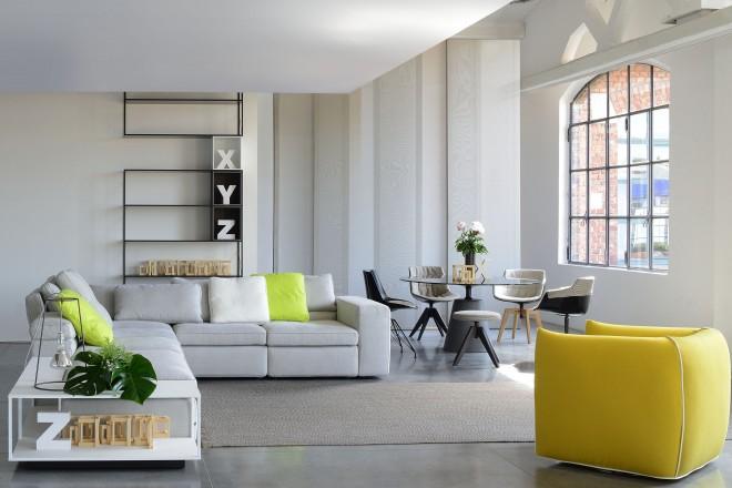 20 divani angolari di design per il soggiorno - Living Corriere