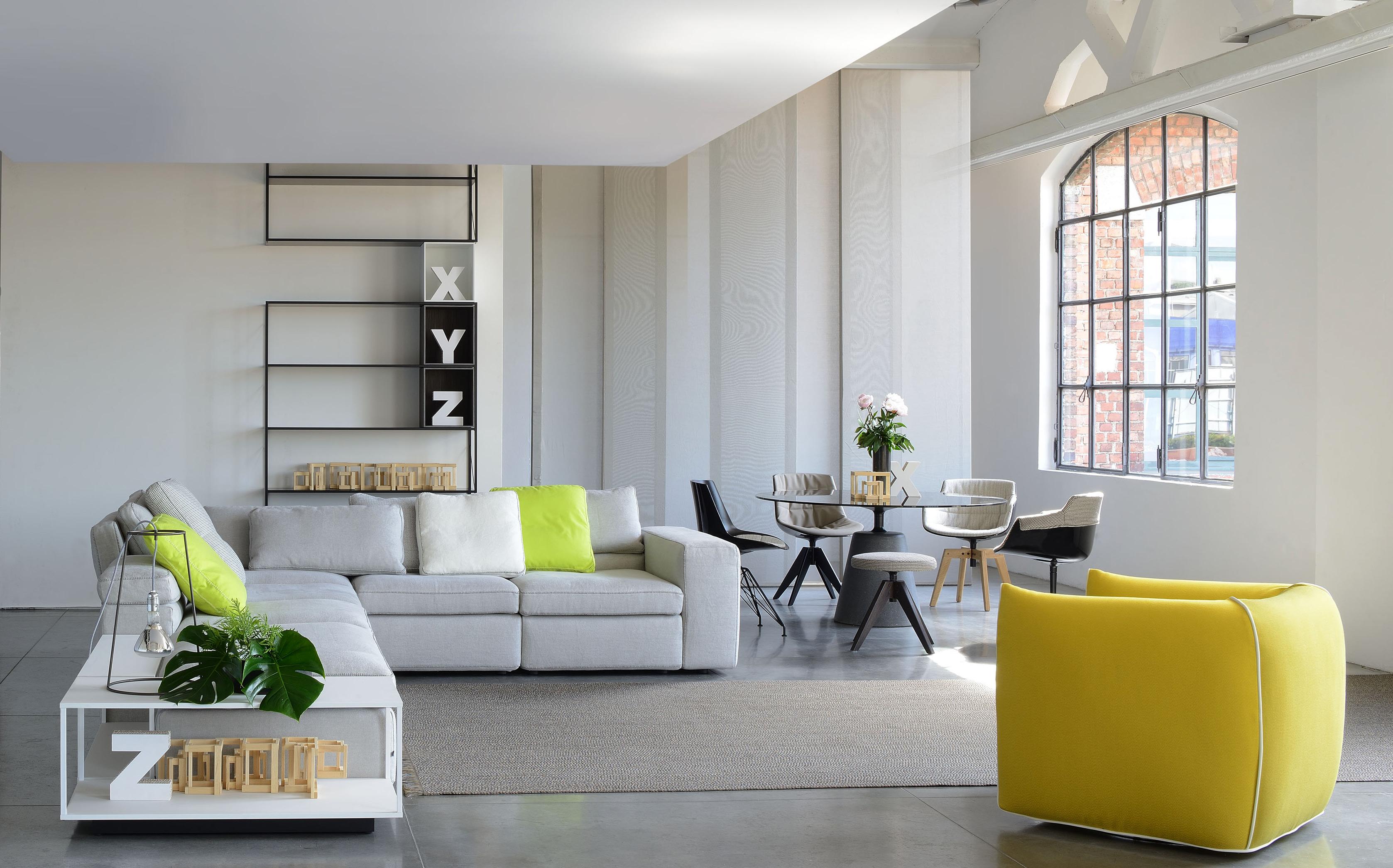 20 divani angolari di design per il soggiorno - Living ...