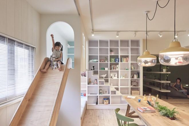 Arredare una casa a misura di bambino living corriere