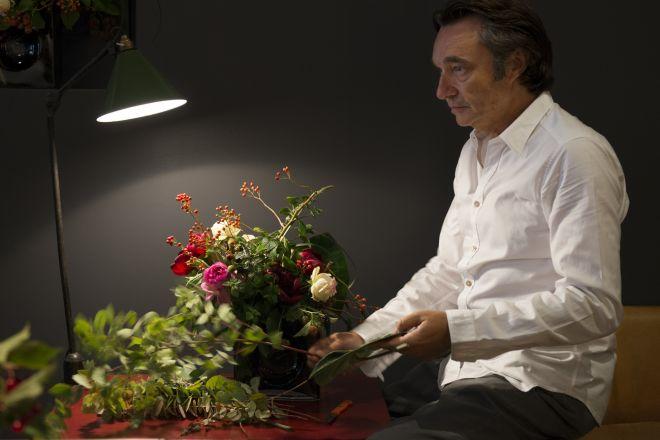 Christian Tortu, fleuriste