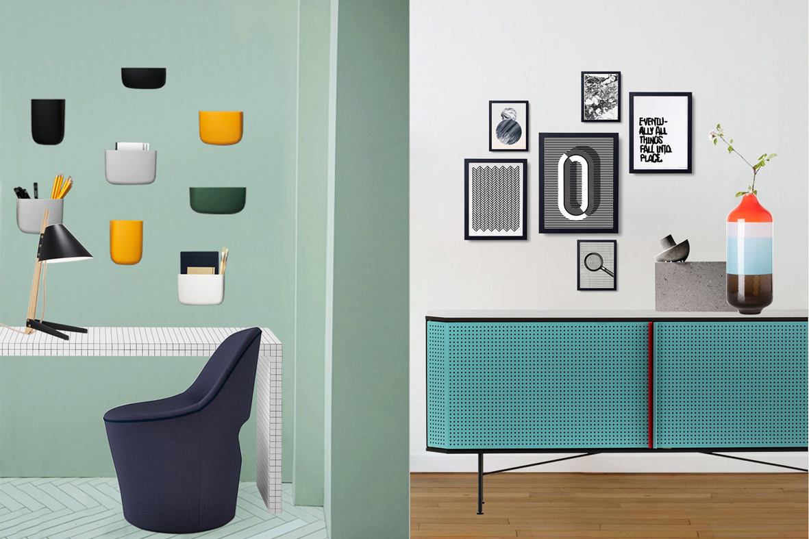 6 idee per arredare la parete livingcorriere for Idee per arredare cucina