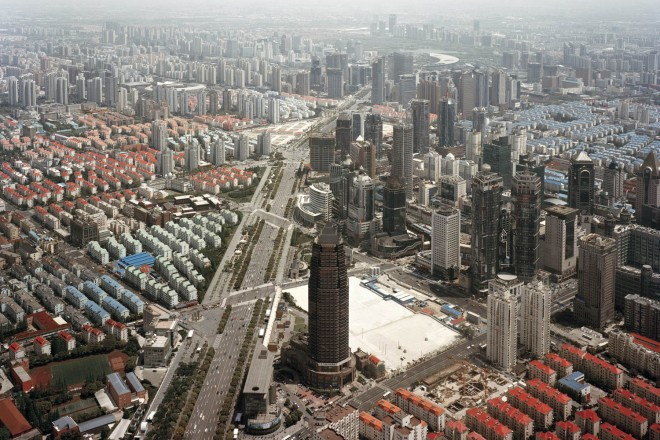Gabriele Basilico Shanghai, 2010 ©Gabriele Basilico/Studio Basilico, Milano
