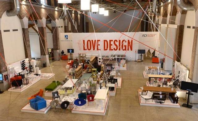 Love design living corriere for Love design milano