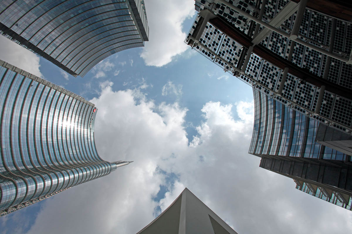 Milano porta nuova living corriere - Via porta nuova milano ...
