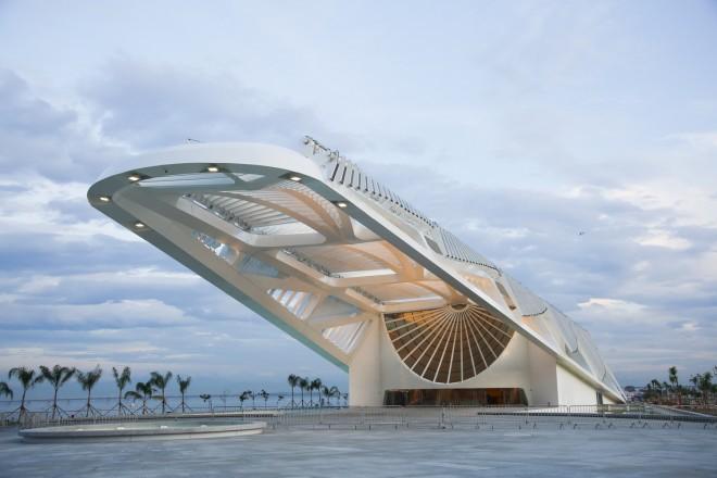 Il Museo del Domani di Rio de Janeiro