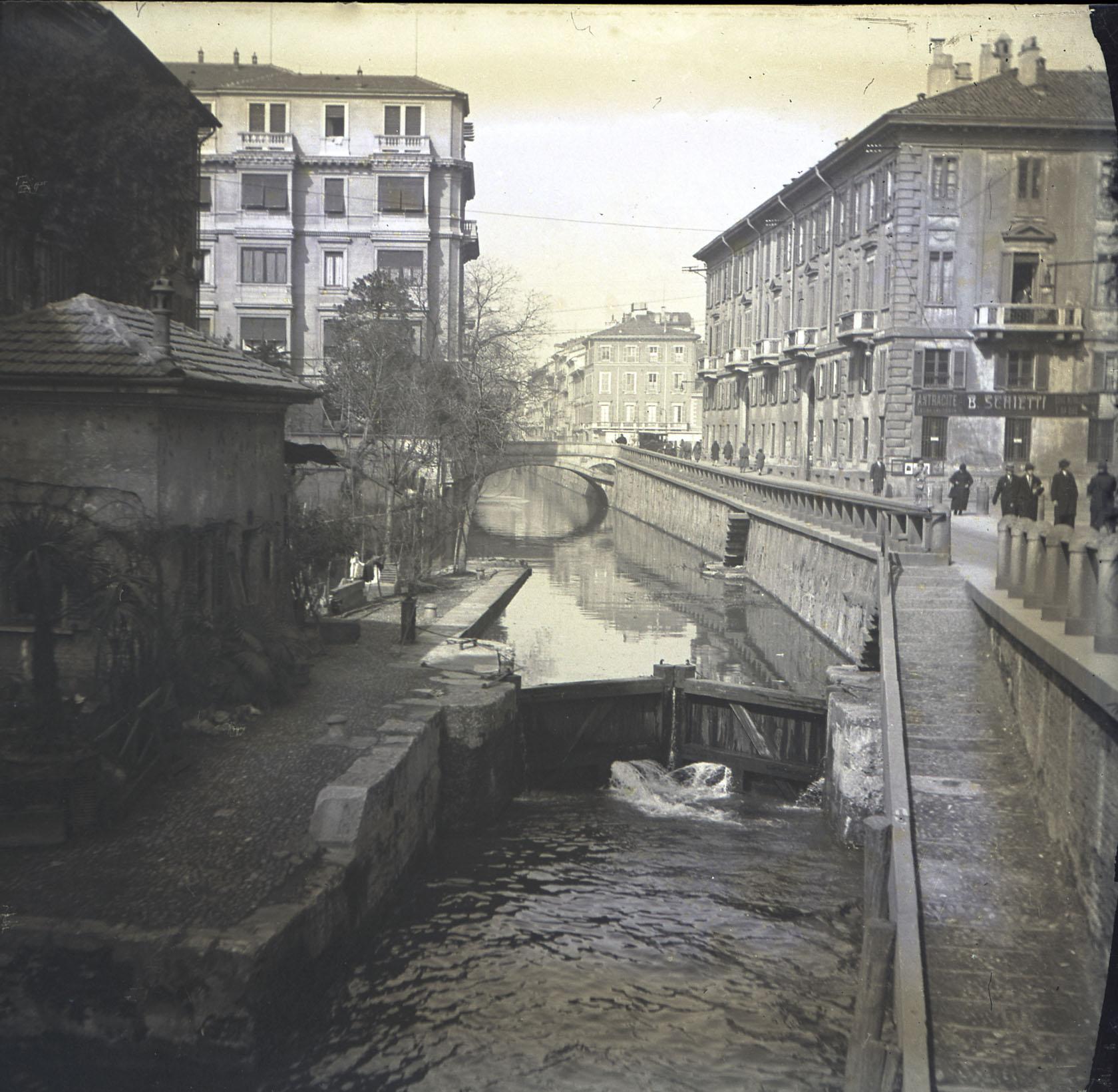 04 - Conca di Porta Venezia © Archivio fotografico Arnaldo Chierichetti