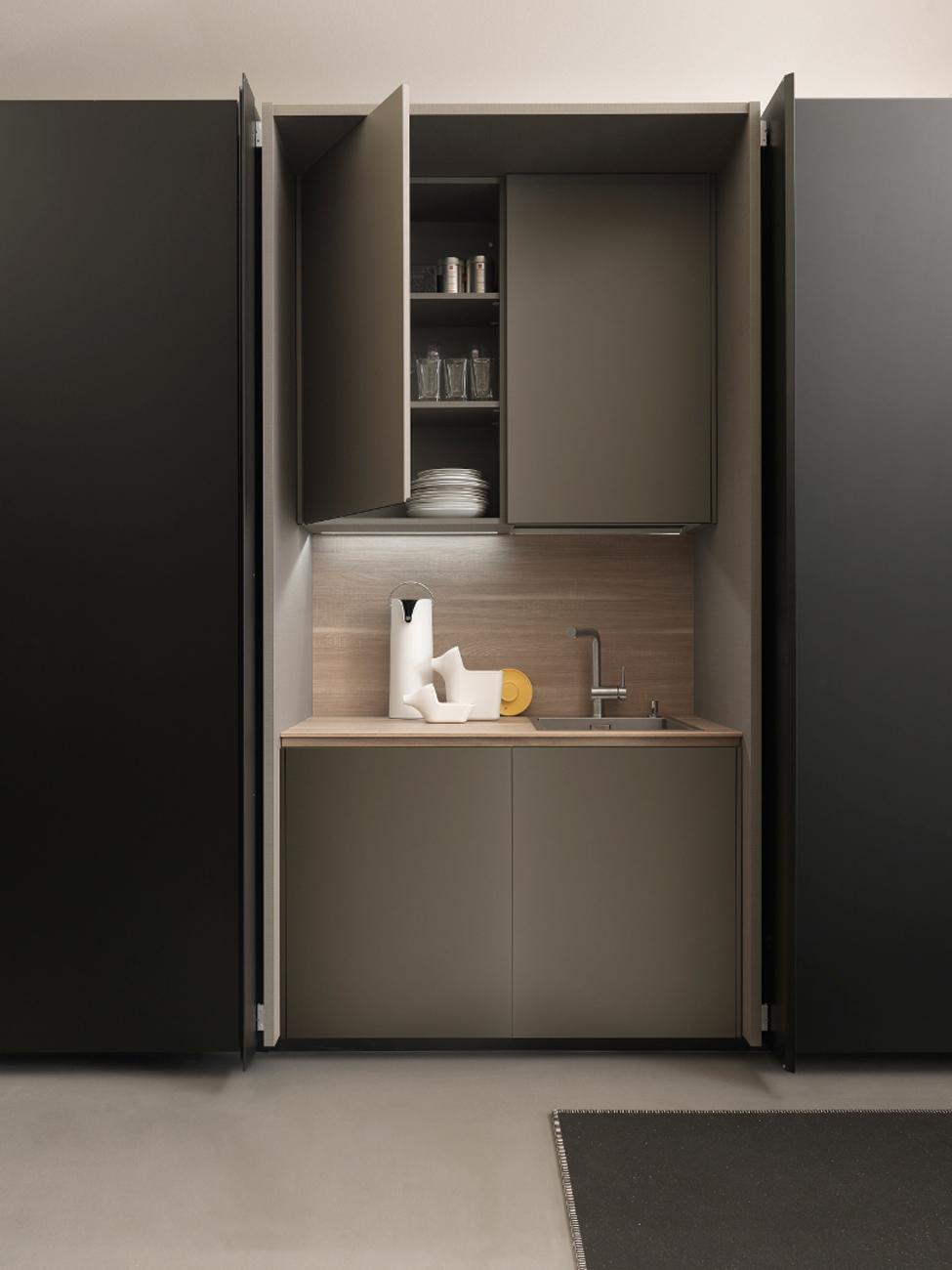 Le migliori soluzioni per le cucine piccole for Soluzioni di arredamento per case piccole