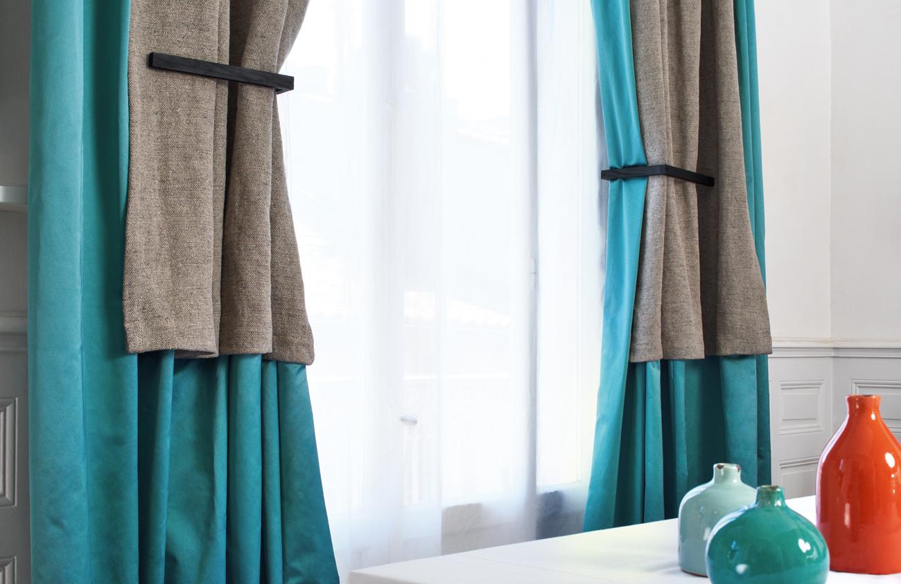 tende per il soggiorno - living corriere - Tende Per Un Salone Moderno 2