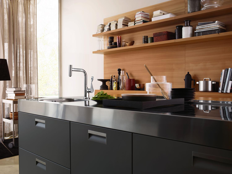 I rubinetti per la cucina Foto 1 LivingCorriere