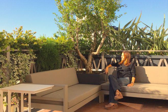 Arredare Il Terrazzo Con Le Piante Living Corriere