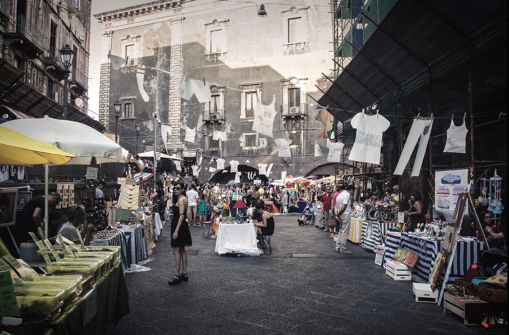 pop up market sicily - livingcorriere - Negozi Arredamento Vintage Milano