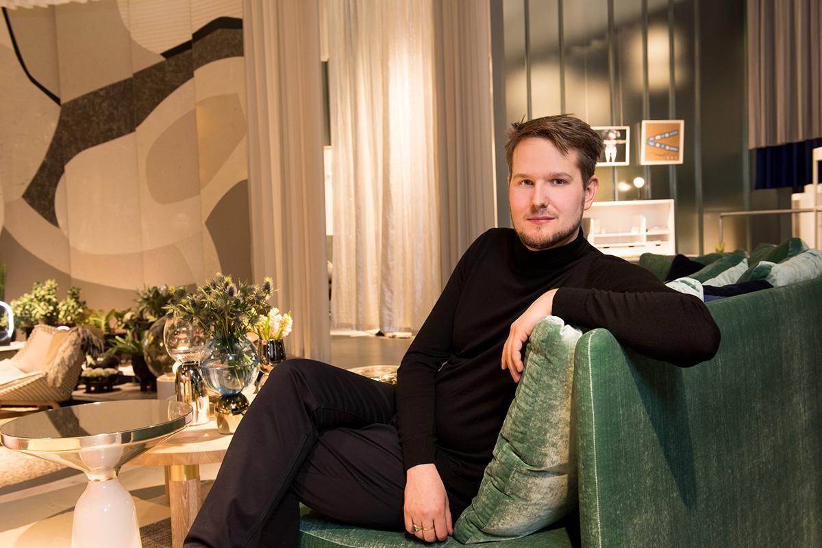 Das Haus 2016: Sebastian Herkner