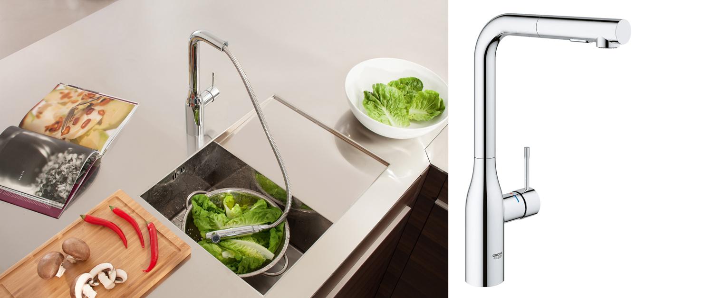 I rubinetti per la cucina foto 1 livingcorriere - Rubinetti per cucina ...