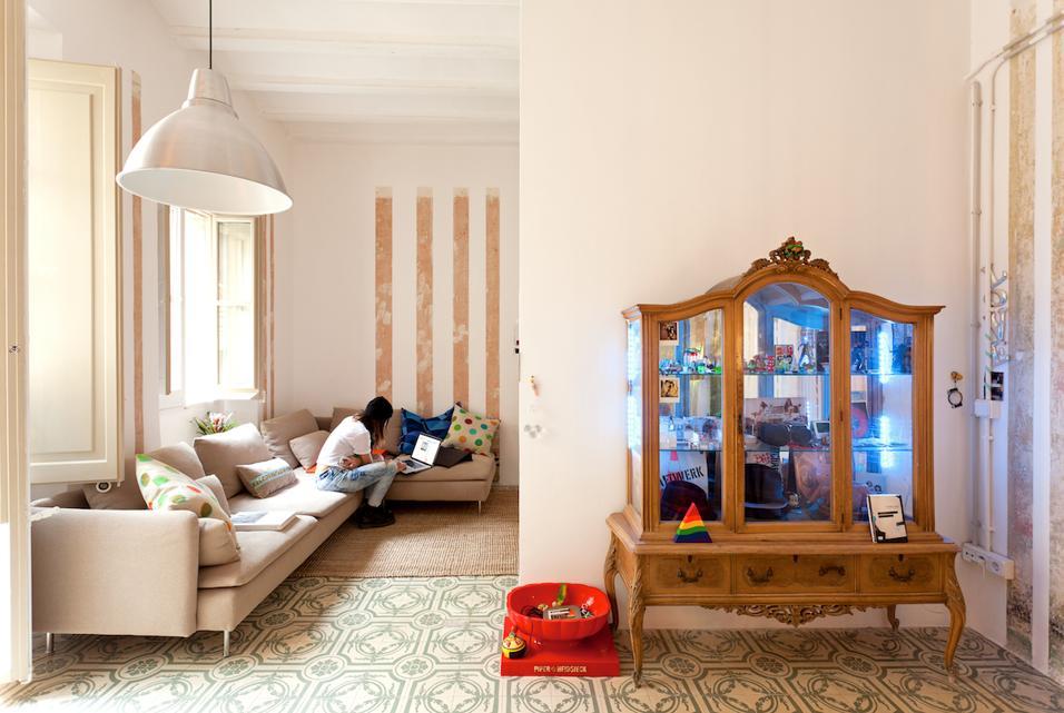 Le case pi belle del 2015 living corriere for Appartamenti low cost barcellona