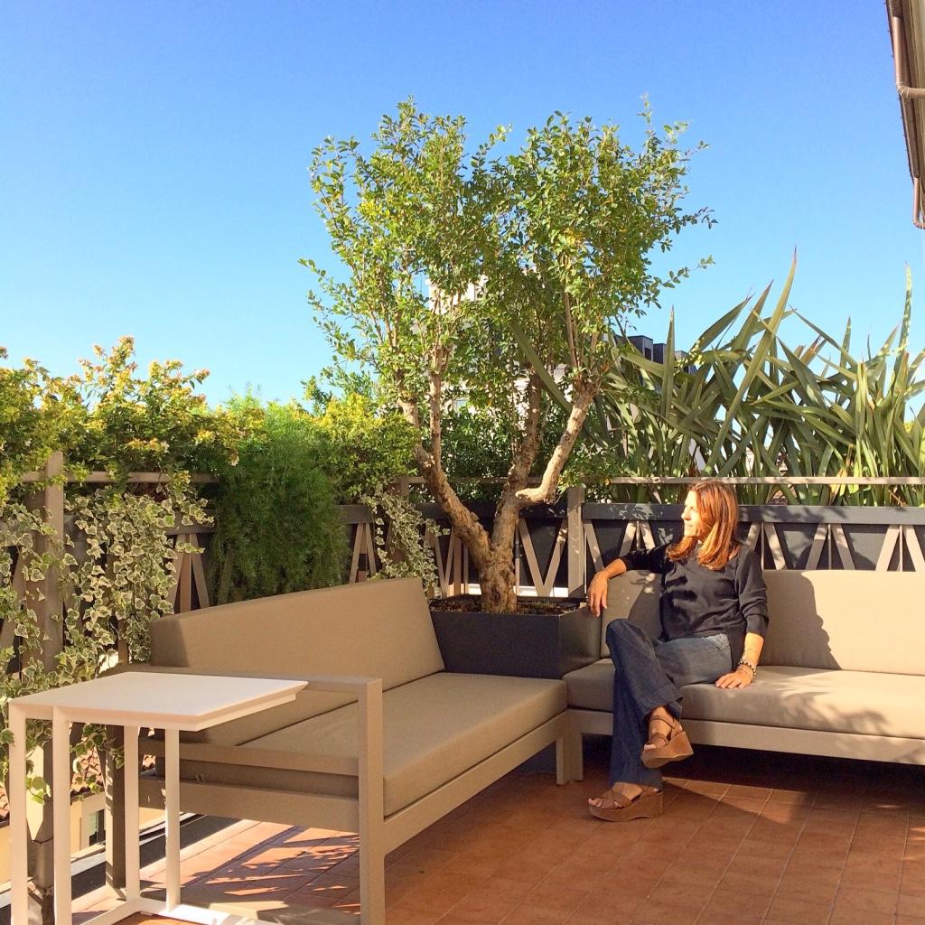 Arredare il terrazzo con le piante - Living Corriere