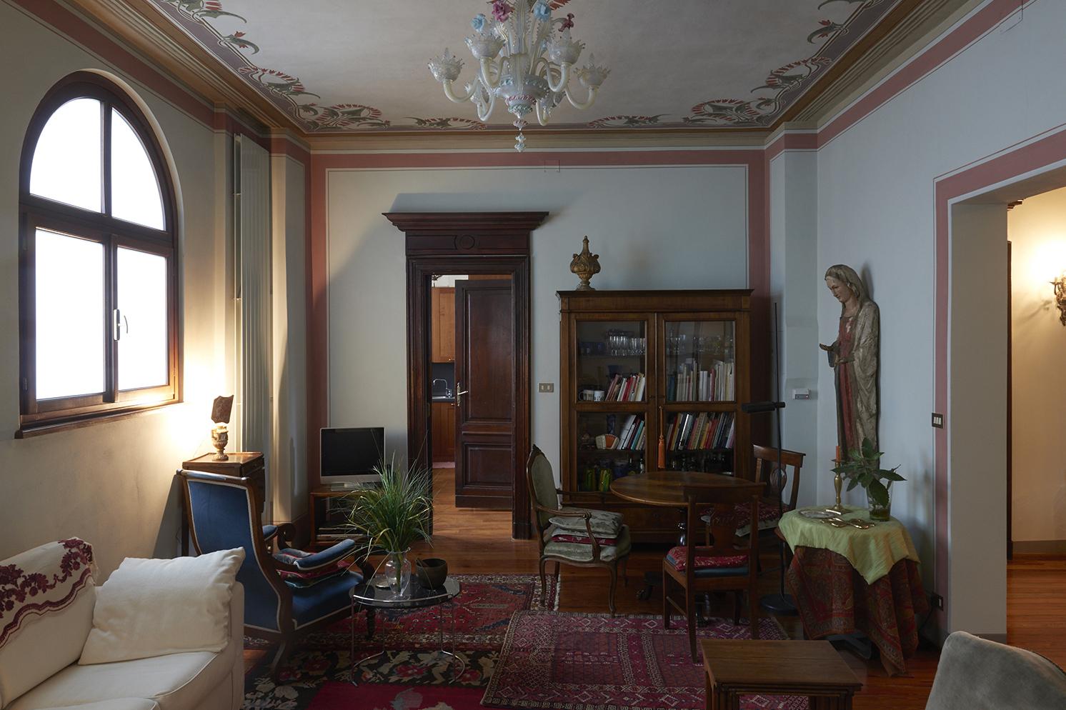 A casa di pistoletto living corriere for Corriere casa