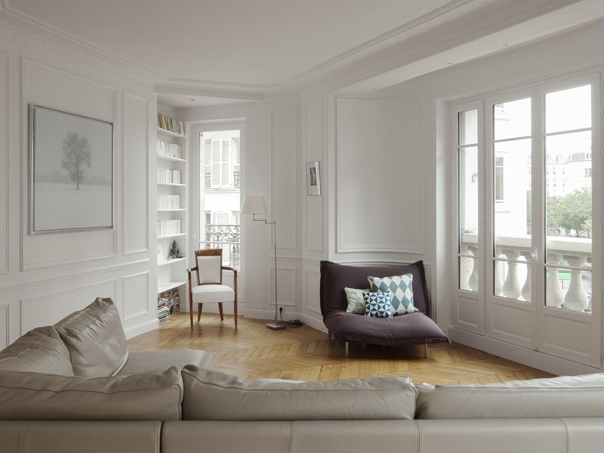 Nuovo classico a parigi foto 1 livingcorriere for Arredamento nuovo classico