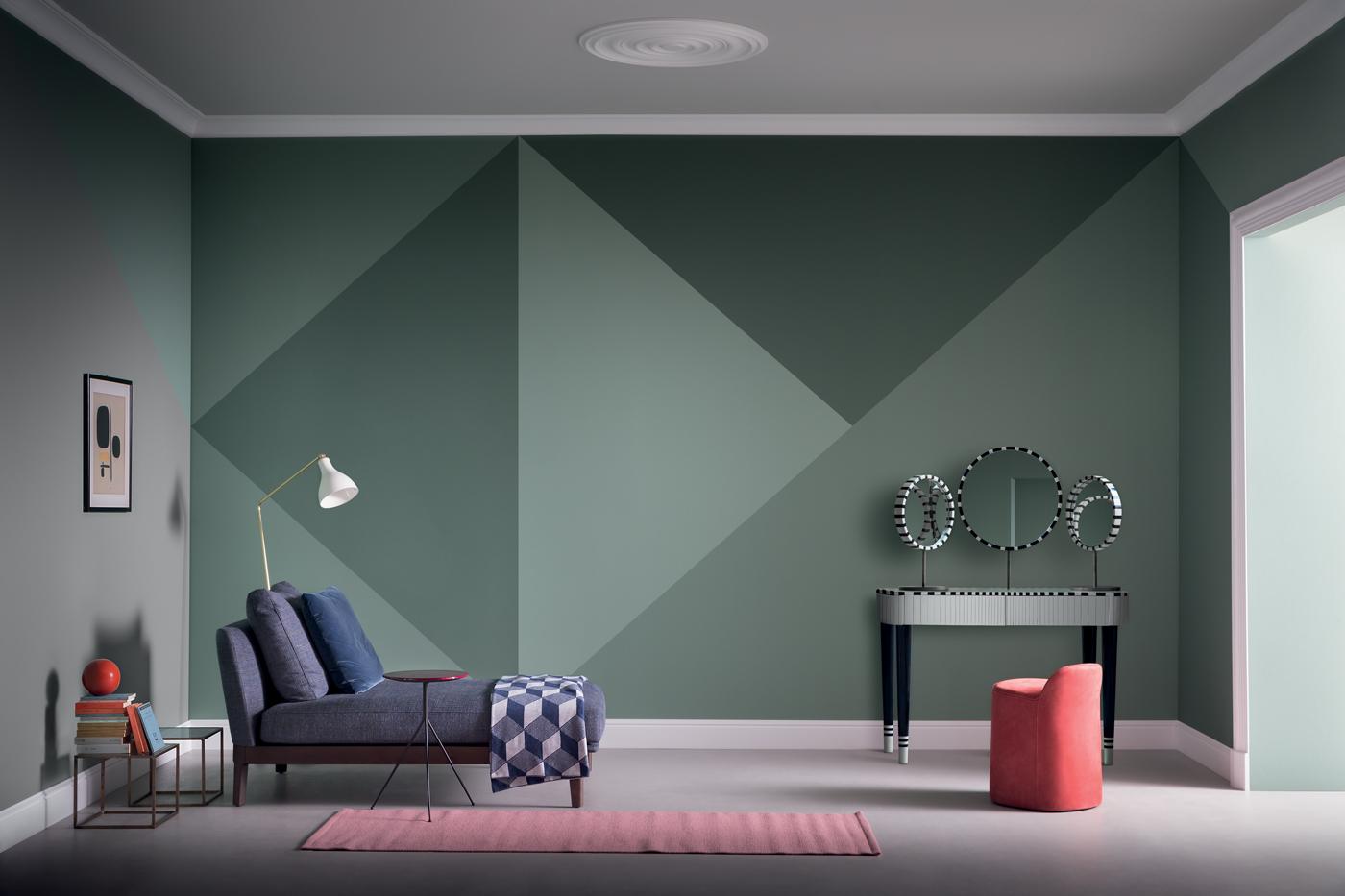 Decorare con il colore foto 1 livingcorriere for Disegni interni di case