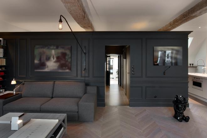 Camera Da Letto Stile Parigi : Appartamenti a parigi nel distretto vicino a porte de