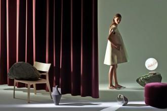 Foto Grégoire Alexandre - Set Designer Rémy Briere - Fashion stylist Clémence Cahu