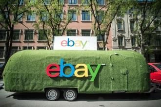 Il giardino mobile di eBay