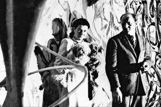 Jackson Pollock e Peggy Guggenheim