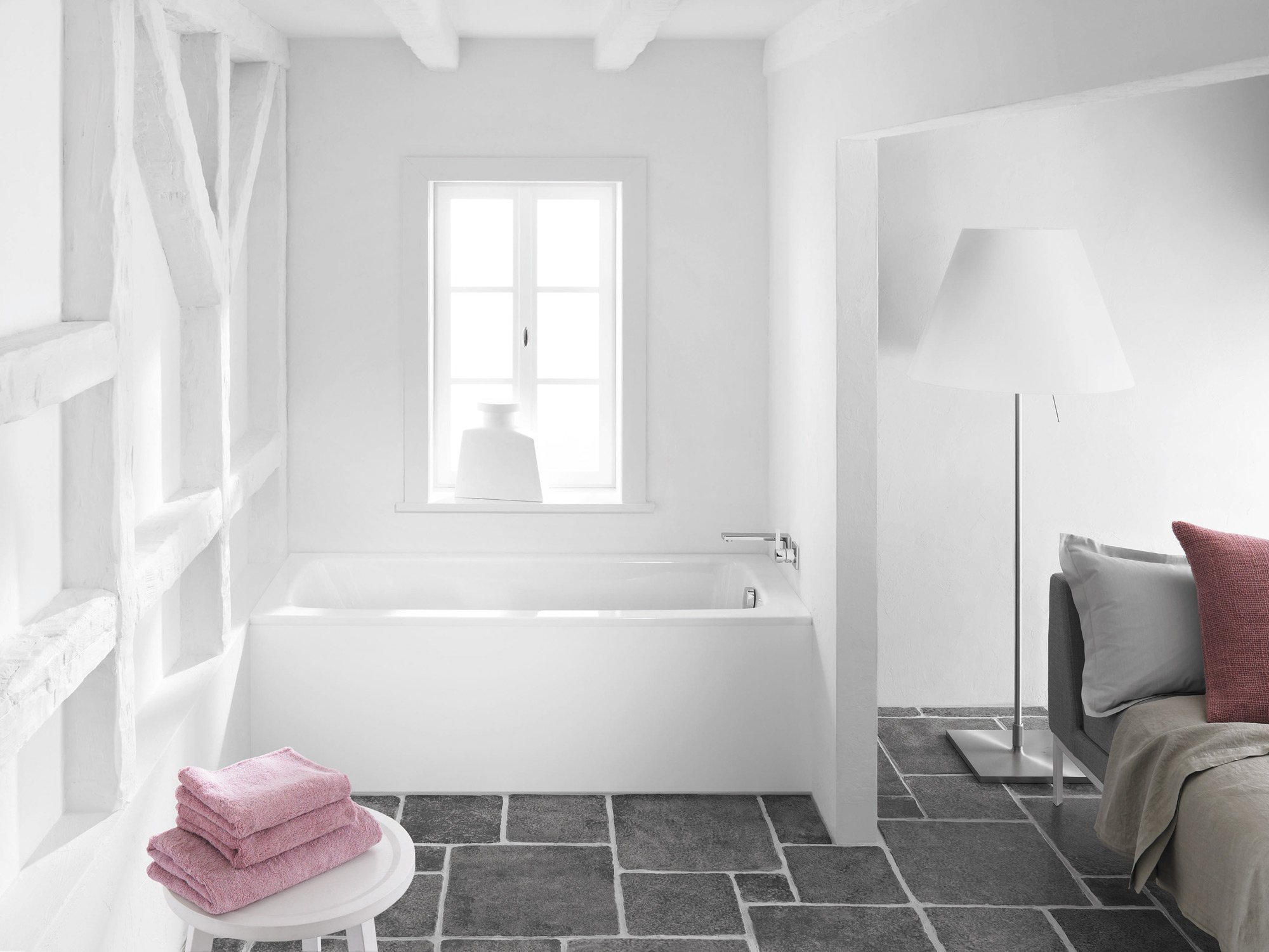 15 vasche da bagno piccole foto living corriere - Vasche da bagno kaldewei ...