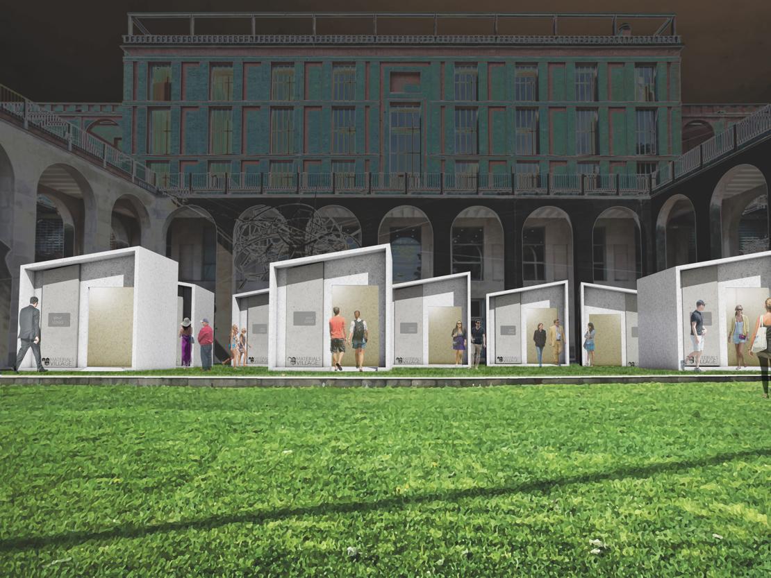 Salone del mobile 2014 material connexion e l 39 importanza for Salone mobile parigi