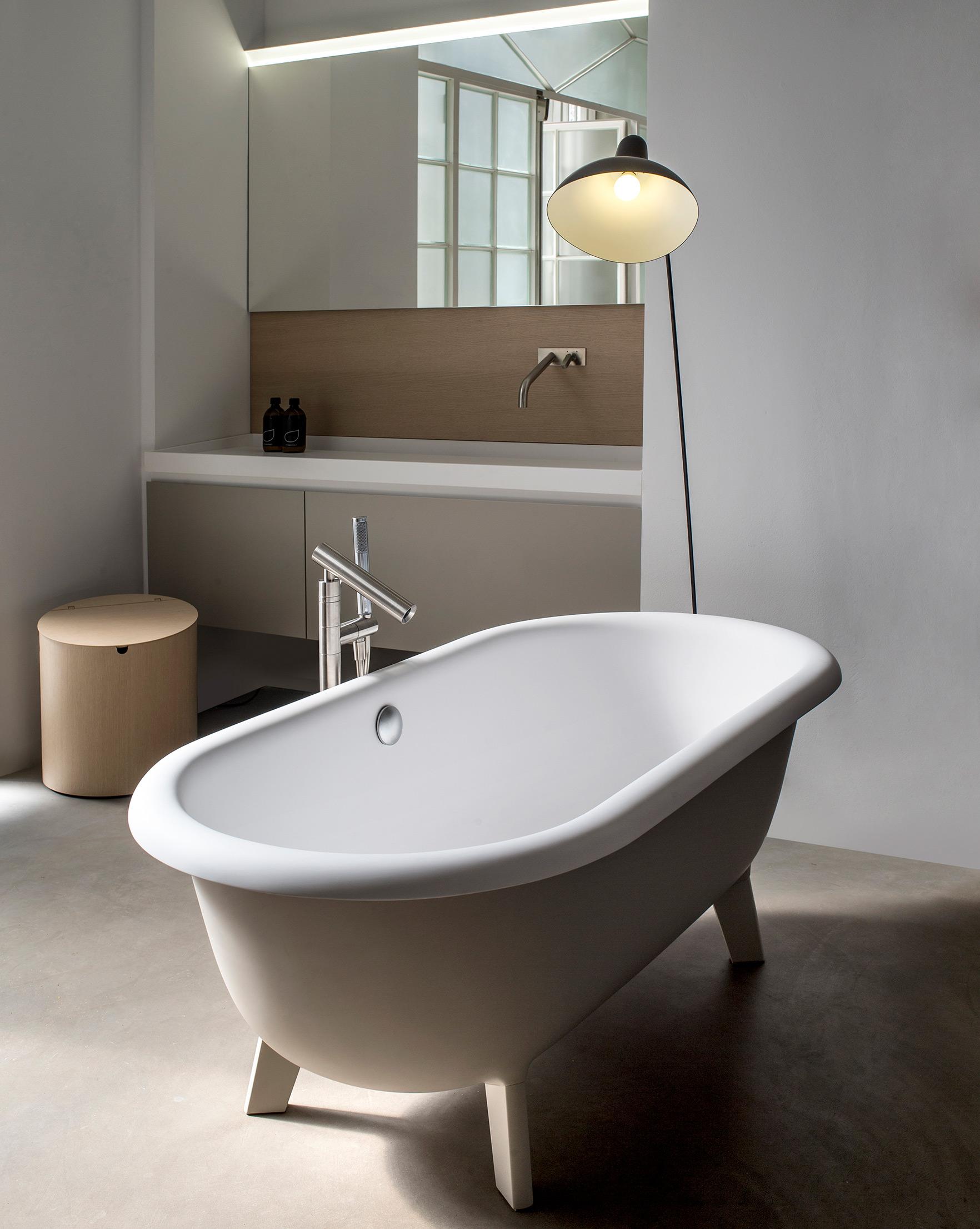 15 vasche da bagno piccole - LivingCorriere