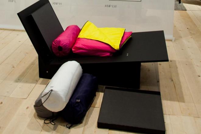 Il divano nomade di Arflex