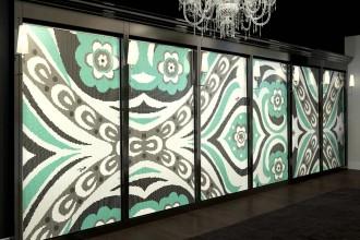 Tessuti di mosaico