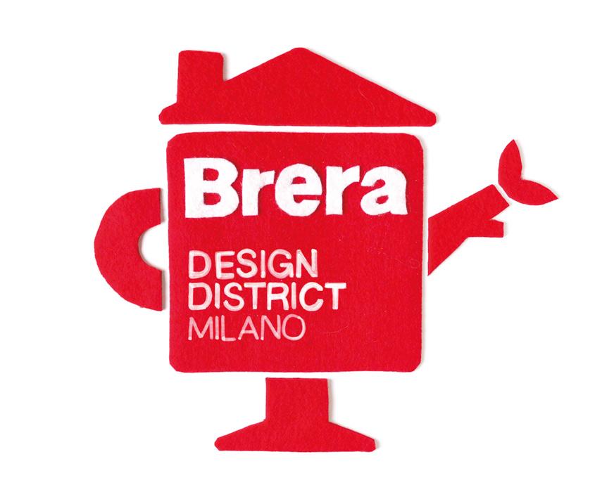Brera design district 2014 for Brera district